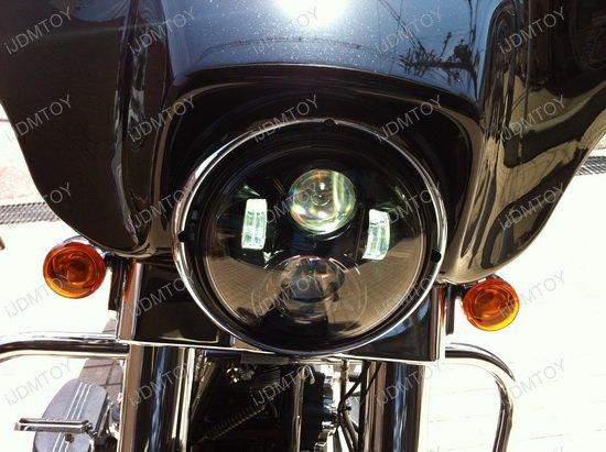 "7"" LED headlights for Bike Motorcycle"