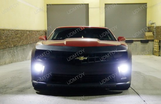 Camaro LED Fog Light Kit