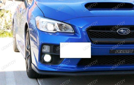 Subaru WRX STI LED DRL Fog