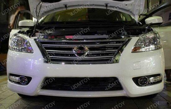 Nissan Sentra LED Daytime Running Lamps