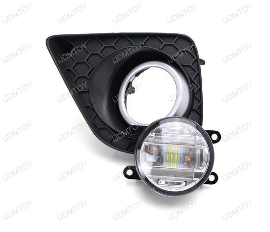 Honda Accord Coupe LED Fog Kit