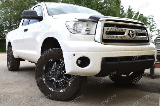 Toyota Tundra LED Pod Light Kit