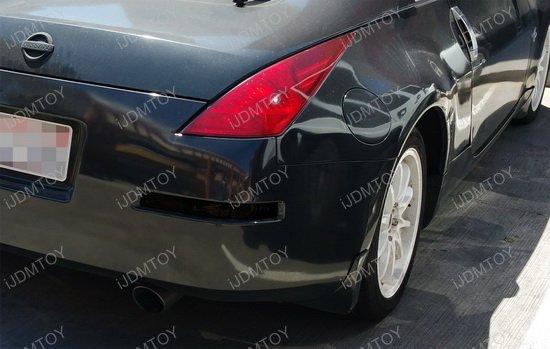 Nissan 350Z LED Turn Signal/Reverse Lights