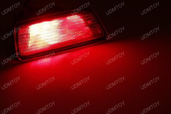 Nissan Juke LED Rear Fog Light