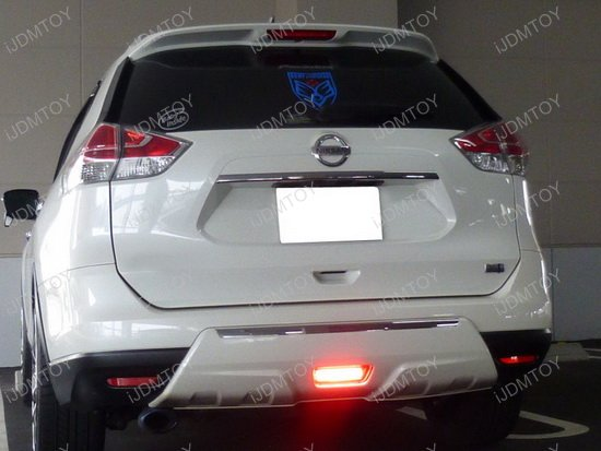 Nissan Juke LED Rear Fog Light