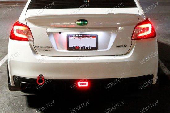 Jdm Style Subaru Rear Fog Lights Wrx Sti Led Rear Fog