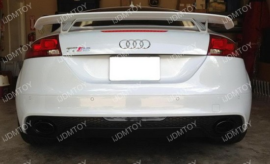 Audi TT Clear Lens LED Rear Fog Lights