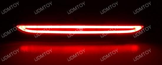 Audi TT Clear Lens LED Rear Fog Lights