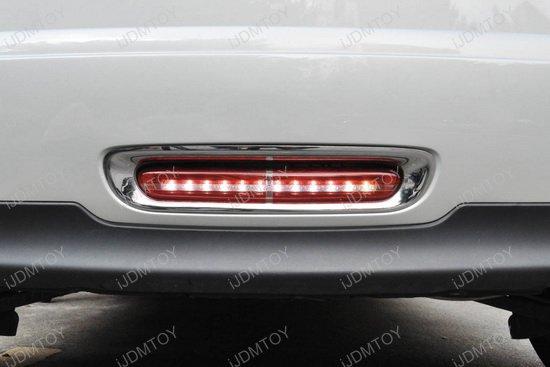 3-In-1 MINI Cooper LED Rear Fog Light