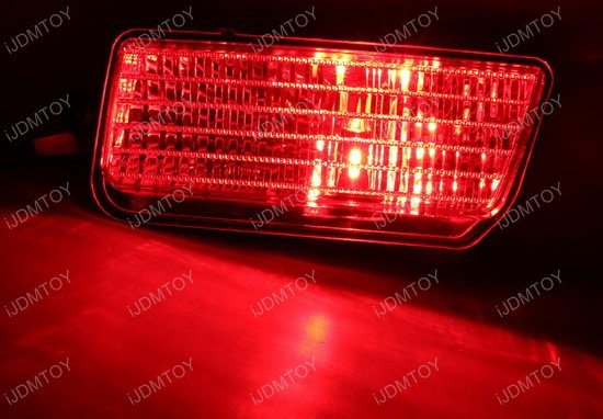 Jeep Grand Cherokee LED Rear Fog Light