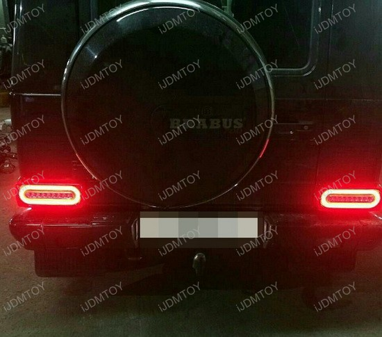 Mercedes G-Class LED Tail Light