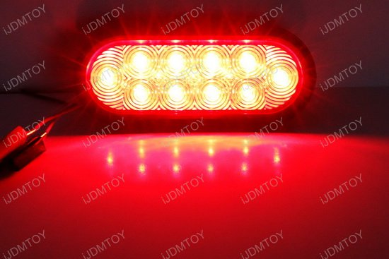 JDM Style High Power LED Rear Fog