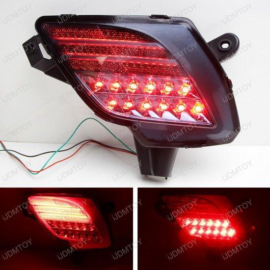 Mazda CX5 LED Rear Fog Light