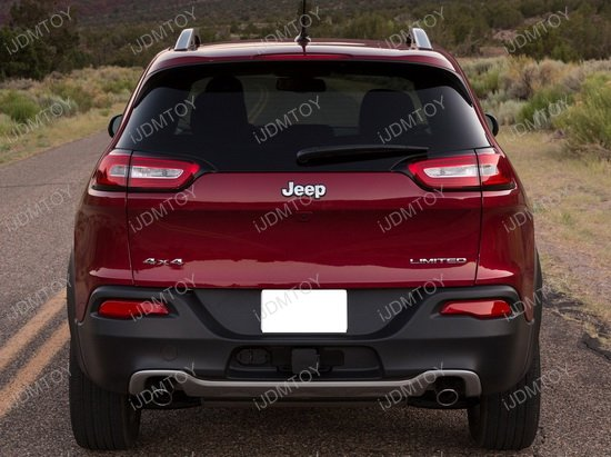 Jeep Cherokee LED Rear Fog Light
