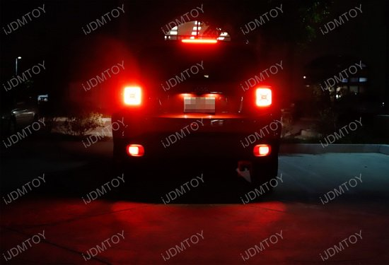 Jeep Renegade LED Rear Fog Light