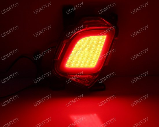 Jeep Highlander LED Rear Fog Light