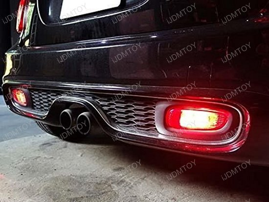 MINI Cooper LED Rear Fog Bulbs