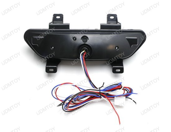 Ford Mustang Strobe LED Rear Fog Light