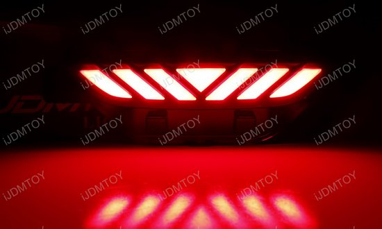 Toyota CHR LED Rear Fog Light