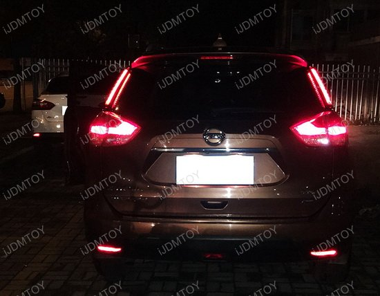 Nissan Rogue LED Rear Pillar Light