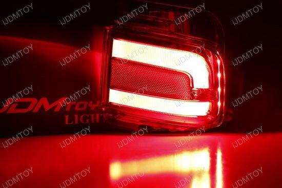 Toyota Land Cruiser LED Rear Fog Light