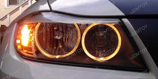 LED BMW Angel Eyes Halo Ring Marker Bulbs