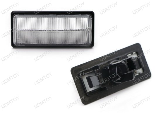 Nissan Infiniti OEM LED License Plate Lights