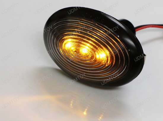 MINI Cooper R56 LED Side Marker Lights