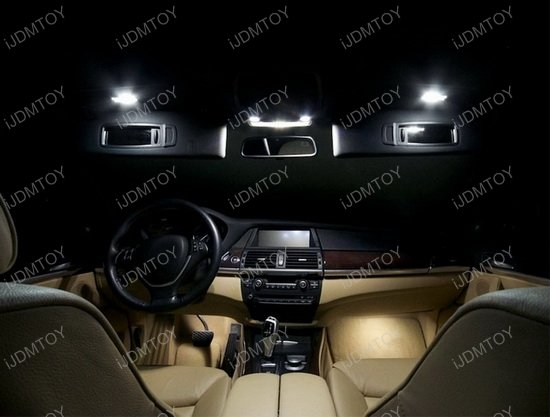 Vanity Lamp In Car : Volkswagen Golf GTi EOS Jetta Passat LED Vanity Mirror Lights
