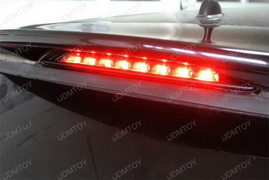 2002 2006 Mini Cooper 8 Led High Mount Led Third Brake Light