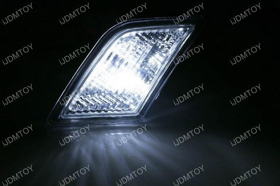 Mercedes-Benz W204 C-Class Side Marker Lamps