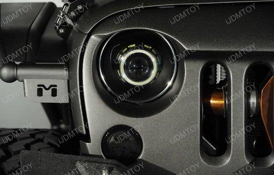 Jeep Wrangler LED Turn Signal Lights