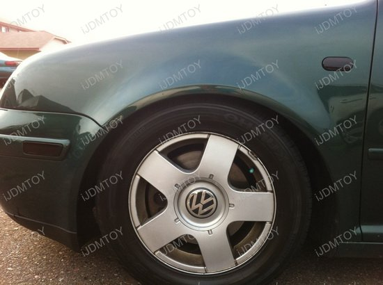 Volkswagen Smoked Lens LED Side Marker