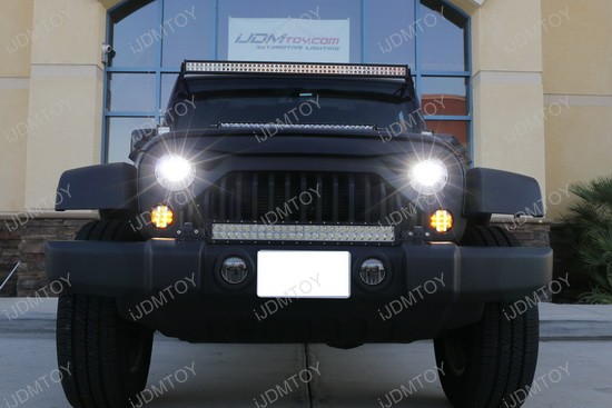 Jeep Wrangler LED Turn Signal Light