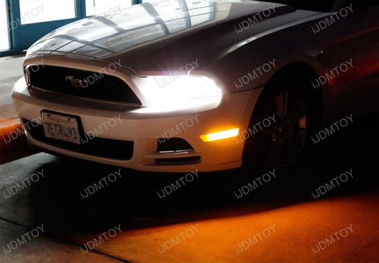 Ford Mustang Front LED Side Marker