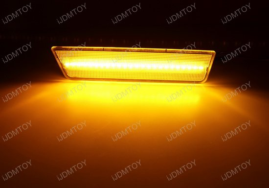 Dodge Challenger Front LED Side Marker