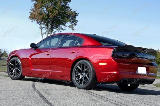 Dodge Charger Challenger LED Rear Side Marker
