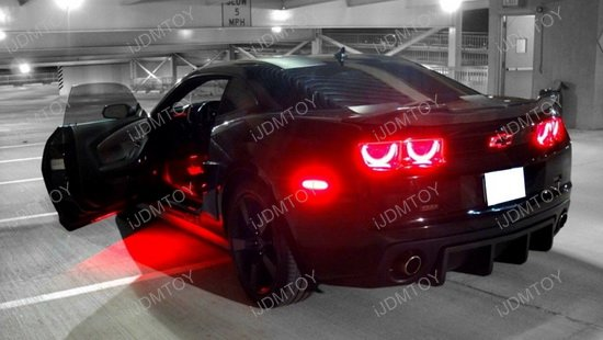 Camaro LED Rear Side Marker