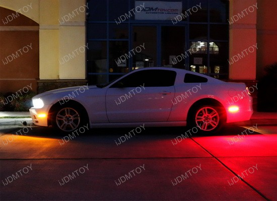 Ford Mustang LED Rear Side Marker