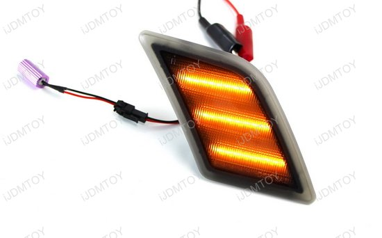 Mercedes W204 LED Side Marker