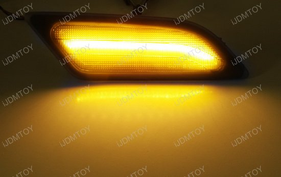 Mercedes W204 LCI LED Side Marker