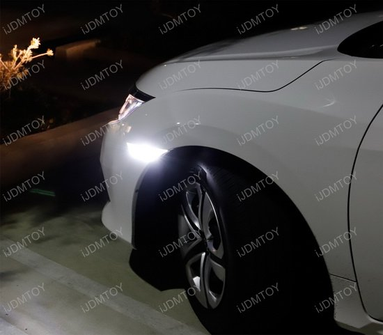 Honda Civic LED Side Marker