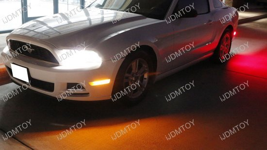 Ford Mustang Full LED Side Marker