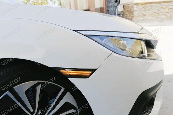 Honda Civic LED Side Marker