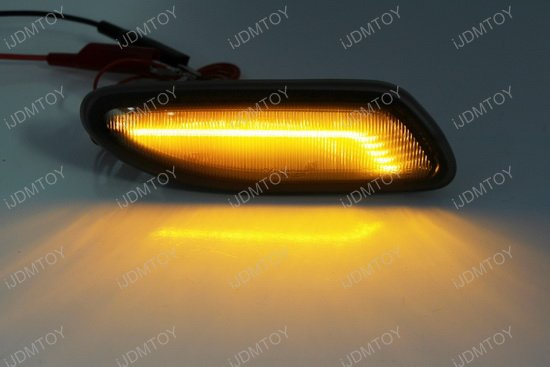 Mercedes W203 LED Side Marker