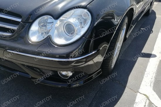 Mercedes CLK LED Side Marker