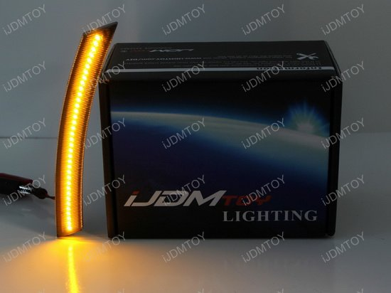MINI Cooper R50 R52 LED Side Marker