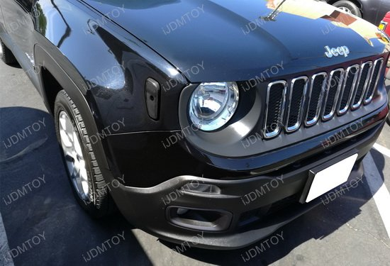 Jeep Renegade LED Side Marker