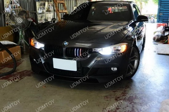 BMW M-Color LED Center Grille