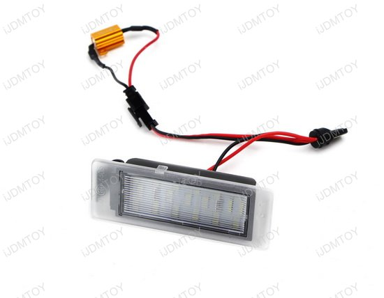 Chevy GM LED License Plate Light